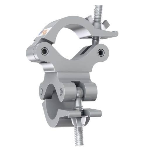 Swivel Coupler Fixable, 48-51/50/500kg, alu