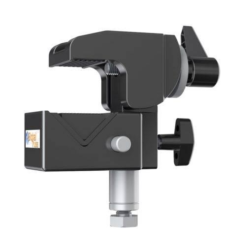 Global Truss Super Clamp 13-55mm, sort, 15kg