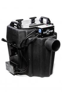 Mixpro tør is maskine X-1 Lyd, lys, røg og effekter