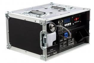 Mixpro Power fazer H-3 Lyd, lys, røg og effekter
