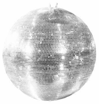 spejlkugle, Mirror ball, EUROLITE