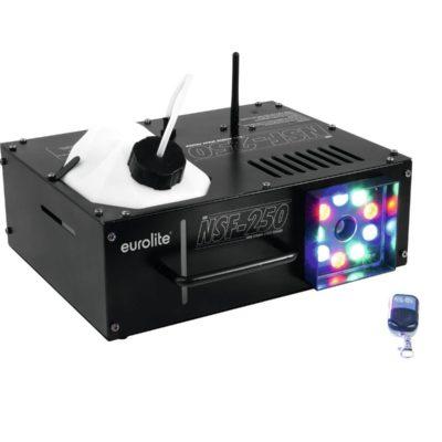 EUROLITENSF-250 LED DMX Hybrid spray fogger
