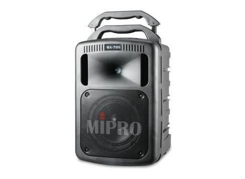 Mipro MA708 transportabelt PA-system