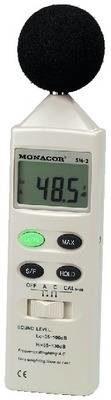 MONACOR SM-2 Støj-/lydmåler