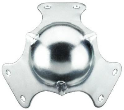 MONACOR MZF-8515 Metalhjørne