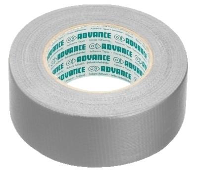 ADVANCE AT-169/SI Gaffa-tape sølv