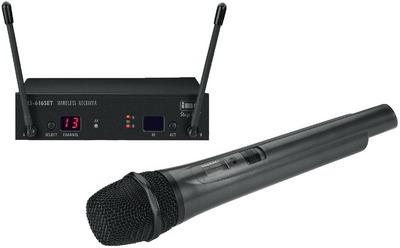 IMG STAGELINE TXS-616SET Trådløs mikrofonsæt