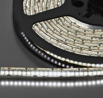 MONACOR LEDS-5MPB/WS LED-strip hvid 24V 5m