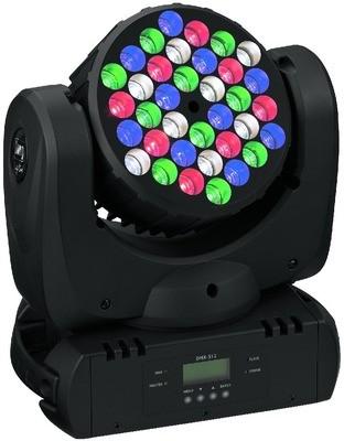 IMG STAGELINE WASH-300LED LED moving wash