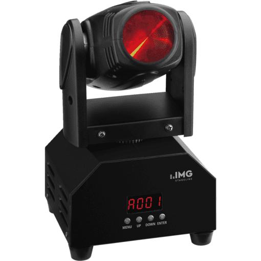 IMG STAGELINE BEAM-40/RGBW Mini LED moving beam