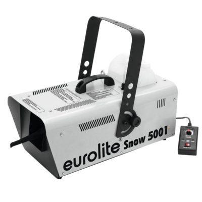 EUROLITE Snow 5001 snemaskine