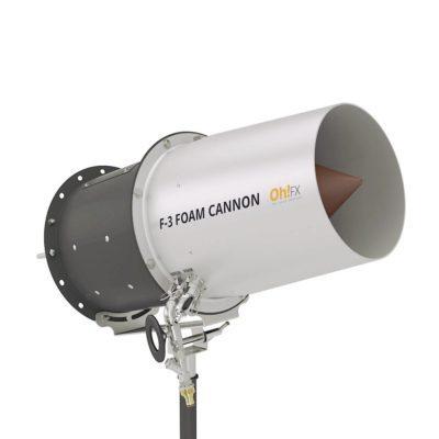 Oh!FX F-3 Foam Cannon lille skumkanon, skyder ca. 8-9 meter