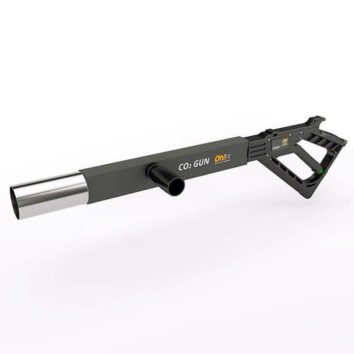 Oh!FX CO2 Gun, premium CO₂ gevær, skyder 6-8 meter
