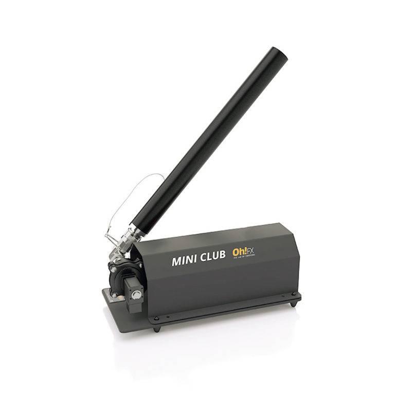 Oh!FX Mini Club Machine konfettikanon