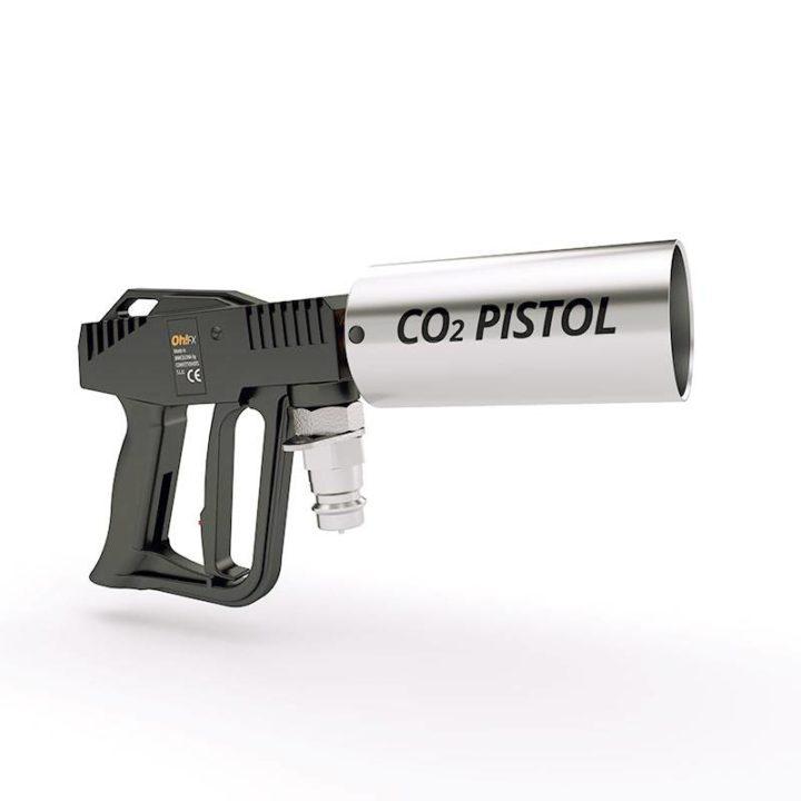 Oh!FX CO2 Pistol, skyder CO₂ ca. 6 meter