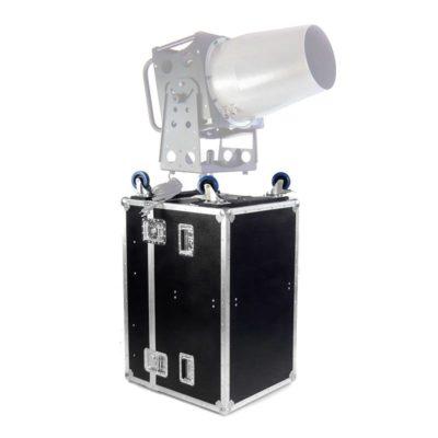 Oh!FX Flightcase til Sirocco maskiner, kan også bruges til at stille maskine på