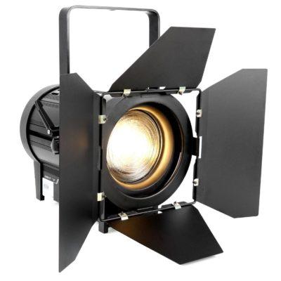 IRIDIUM Stage Studio Manual Zoom 12-55° 200W LED COB 3200K WW Fresnel