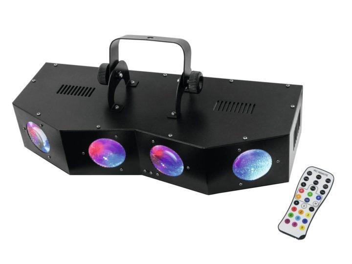 EUROLITE LED SCY-400 Beam lyseffekt