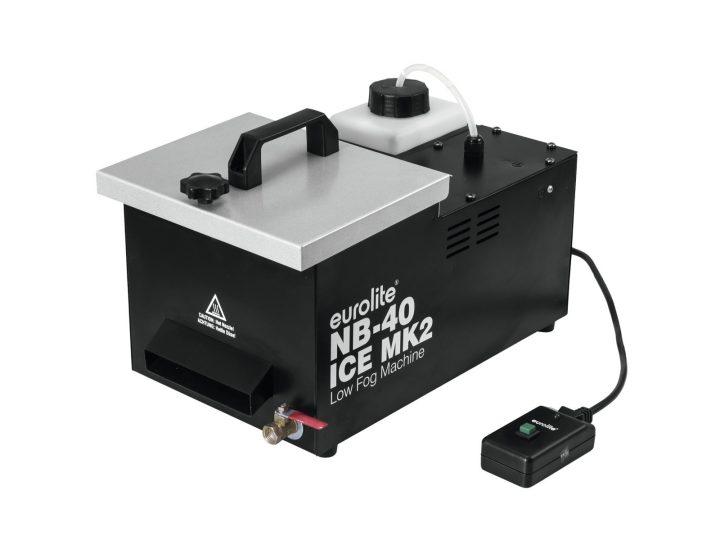 EUROLITE NB-40 MK2 ICE Low Fog Machine