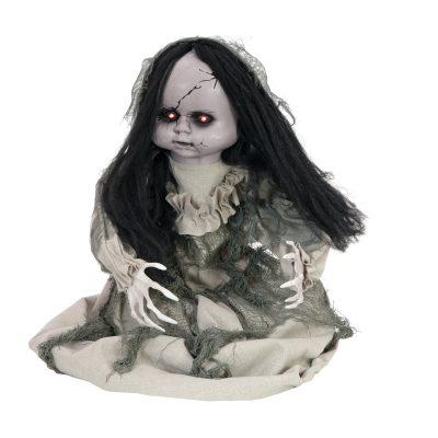 EUROPALMS Halloween Dancing Ghost, dansende dukke, 46cm