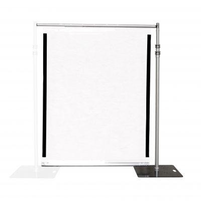 GT Shield afskærmning udvidelsessæt, 150cm bred