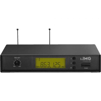 IMG Stageline Trådløs modtager TXS-871