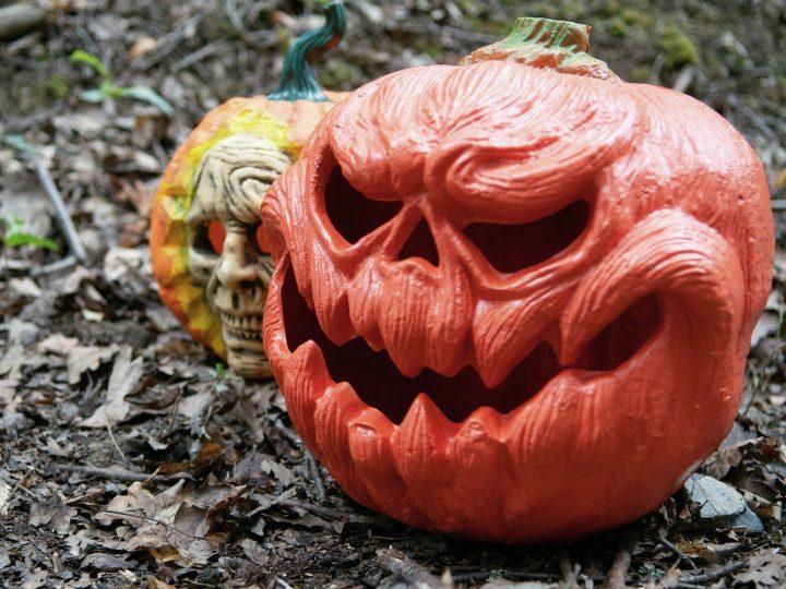 EUROPALMS Halloween Pumpkin, 31cm