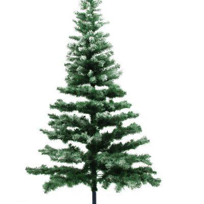 EUROPALMS Fir tree, snow-flocked, 240cm