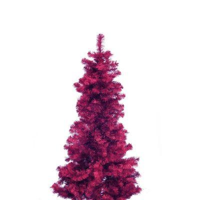 EUROPALMS Fir tree FUTURA, violet metallic, 180cm