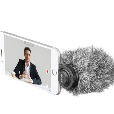 Boya DM200 Videomikrofon til iOS