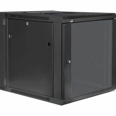 Caymon rack for vægmontering 450 + 100 mm dyb, 12 unit