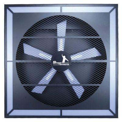 Stage Effects LED Fan lyseffekt, 100cm
