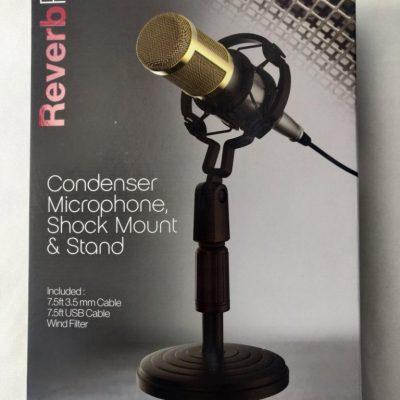 On Air Reverb pro kondensator mikrofon