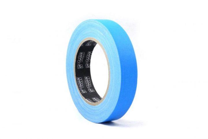 GAFER.PL PRO Neontape blå, 19mm x 25m