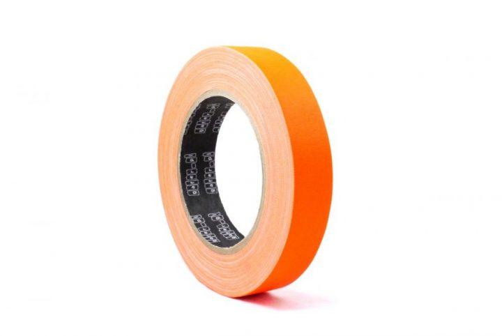 GAFER.PL PRO Neontape orange, 19mm x 25m