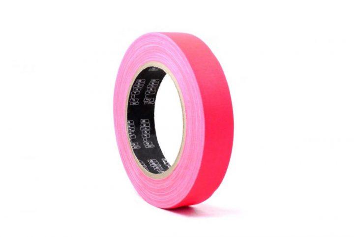 GAFER.PL PRO Neontape pink, 19mm x 25m