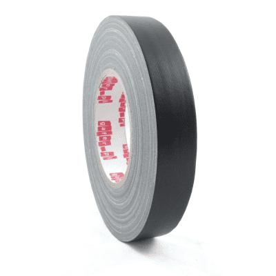 GAFER.PL MAX premium mat sort gaffatape, 25mm x 50m