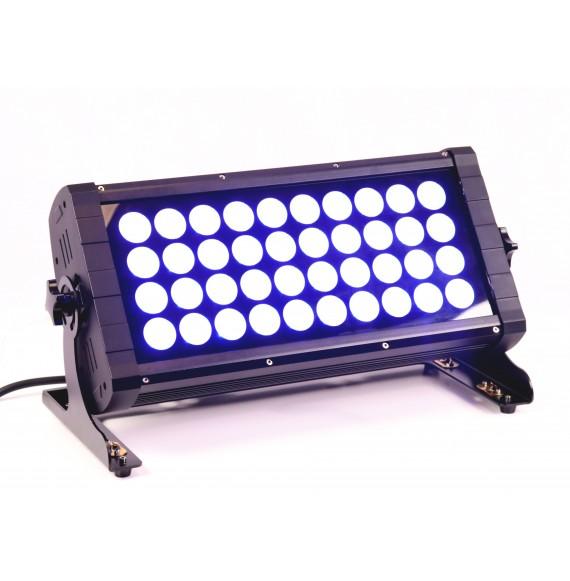 IRIDIUM LED Touch Wash 40x10W RGBW 4in1 IP65 20°